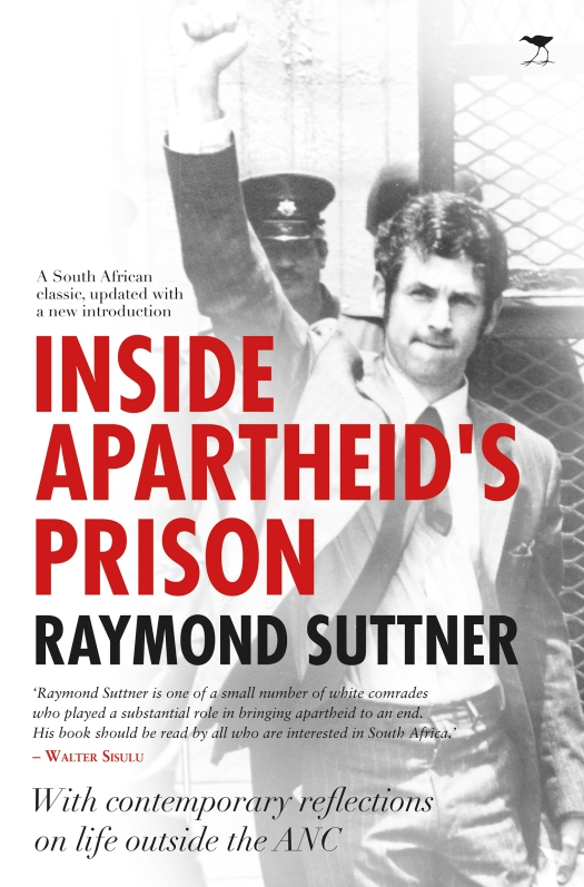 INSIDE APARTHEID PRISON COVER FRONT